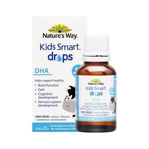 Viên uống bổ sung DHA cho bé loại nào tốt? 2