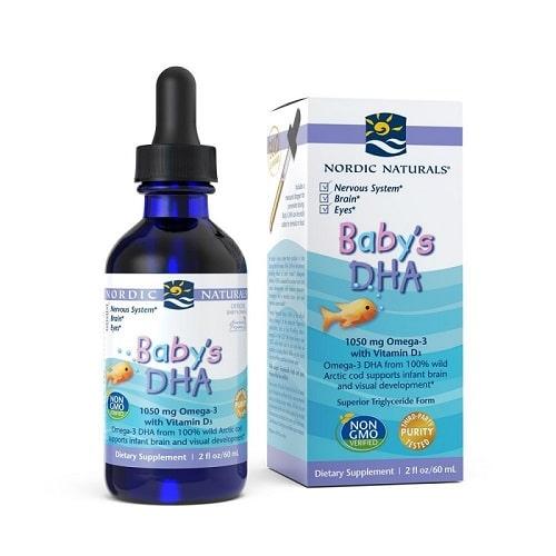 Viên uống bổ sung DHA cho bé loại nào tốt? 3
