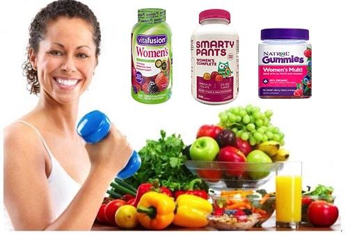 Kẹo dẻo vitamin cho phụ nữ loại nào tốt-1