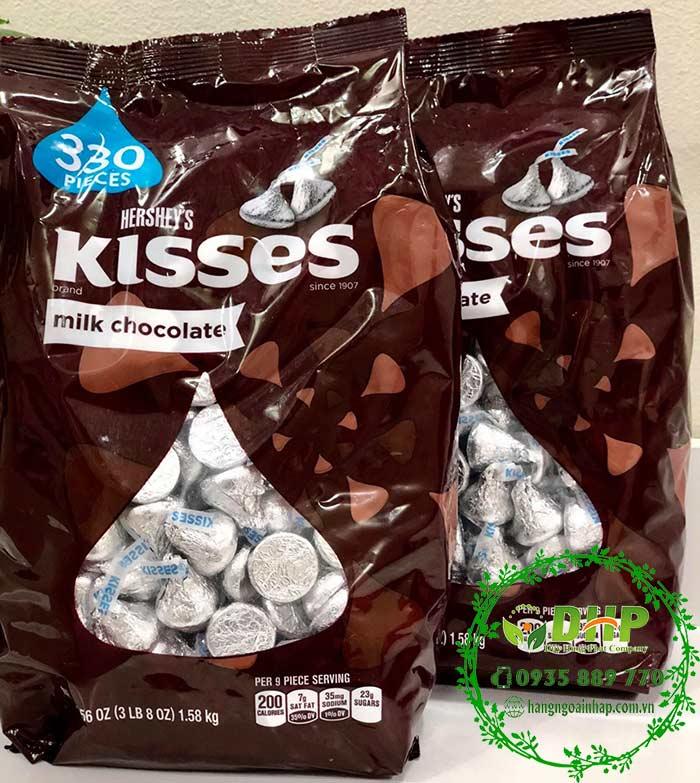 Mua chocolate kisses ở đâu uy tín, giá bao nhiêu là chuẩn 1