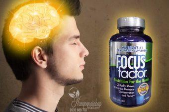 Cách sử dụng thuốc bổ não focus factor 150 viên từ chuyên gia 4