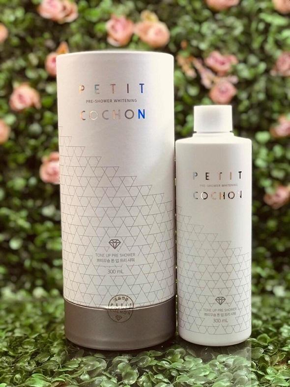 Sữa tắm nước hoa Peptide Cochon Hàn Quốc 1