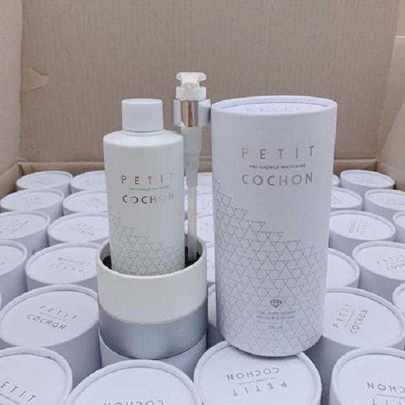 Sữa tắm nước hoa Peptide Cochon Hàn Quốc 8