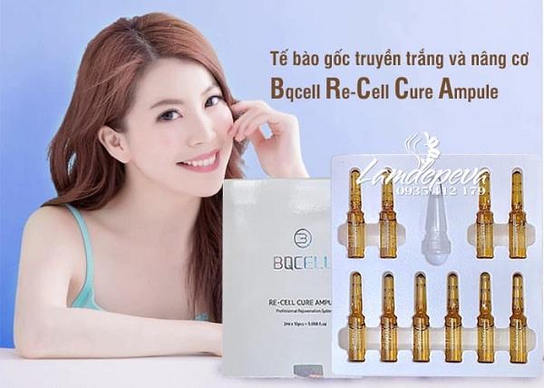 Serum tế bào gốc Bqcell Hàn Quốc - Re-cell Cure Ampule 1