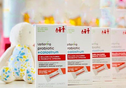 Uống men vi sinh sữa non UpSpring có tác dụng gì-1