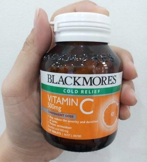Viên uống vitamin C 500mg Blackmores có tốt không-2