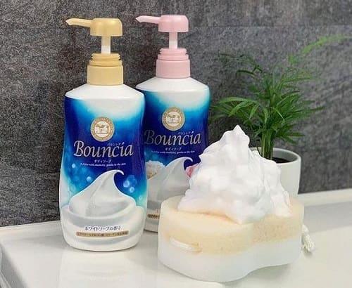 Sữa tắm Bouncia của Nhật có tốt không-2