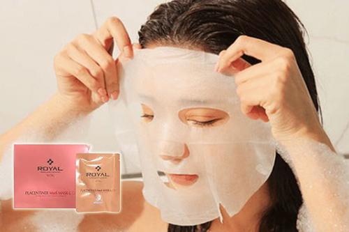 Mặt nạ Placentiner Medi Mask-L có tốt không-3