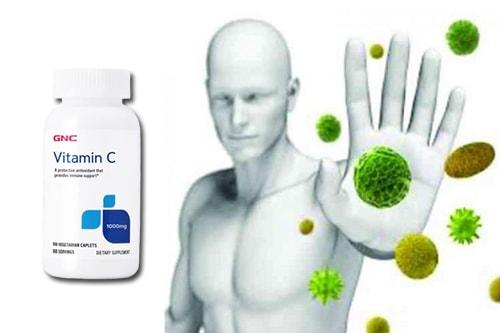 Viên uống vitamin C 1000mg GNC có tốt không-3