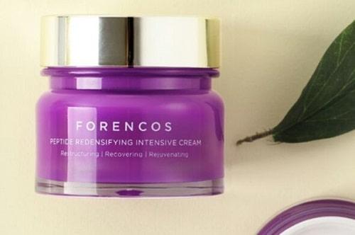 Kem dưỡng da Forencos Peptide có tốt không-1