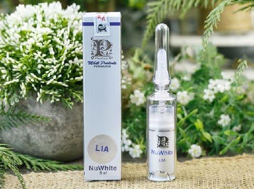 Review kem trị thâm môi Nuwhite L1A Mibiti Prudente của Mỹ-3