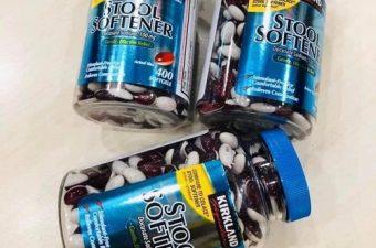 Thuốc Stool Softener 100mg có tốt không-1