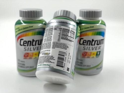 Review vitamin tổng hợp Centrum Silver Adults 50+ 285 viên của Mỹ-3