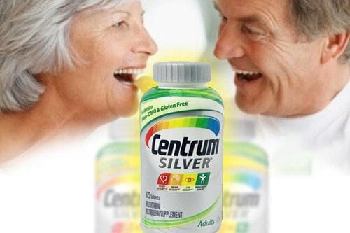 Review vitamin tổng hợp Centrum Silver Adults 50+ 285 viên của Mỹ-5