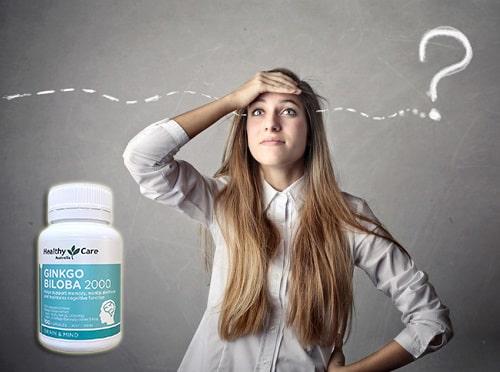Viên uống Healthy Care Ginkgo Biloba 2000 có tác dụng gì-3