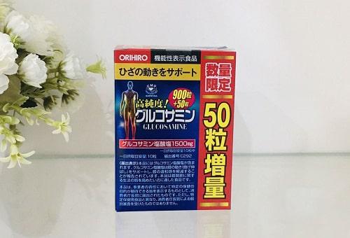 Thuốc xương khớp Glucosamine Orihiro có tốt không?-1