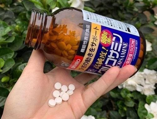Thuốc xương khớp Glucosamine Orihiro có tốt không?-3