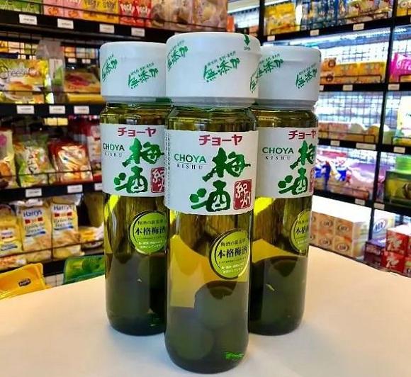 Rượu Choya Kishu Nhật Bản - Rượu mơ thượng hạng dịp Tết 7