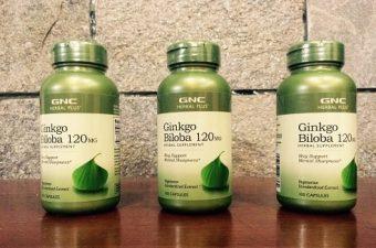 Thuốc GNC Ginkgo Biloba 120mg giá bao nhiêu?-1