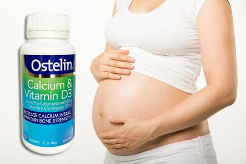 Ostelin Calcium & Vitamin D3 cho bà bầu có tốt không?-3